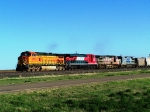 BNSF 4580